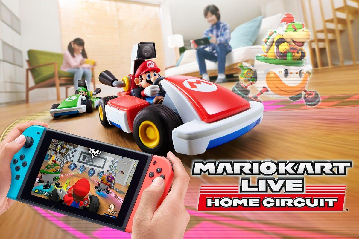 Gewinn Mario Kart Live und mach dein Heim zur Rennstrecke