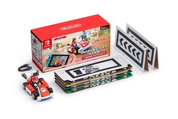Mario Kart Live: Home Circuit Gewinnspiel, Mario Paket, Set, Inhalt