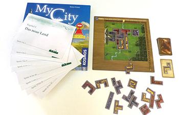 my city, brettspiel, legacy-spiel
