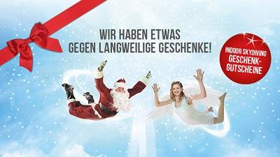 Windobona Wien, Weihnachtsmann, Christkind, Weihnachtsgutscheine