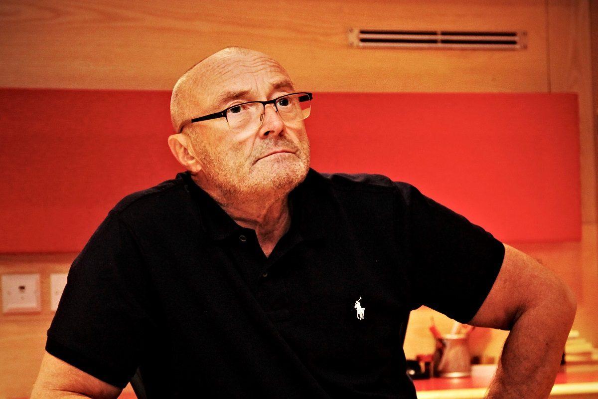 Phil Collins Top-10: Die besten Songs seiner Solo-Karriere