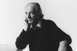 Thomas Bernhard Portrait zum 90er des Jahrhundert-Schriftstellers