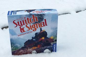 Switch & Signal: das Kosmos Gesellschaftspiel im Test, plus nützliche Tipps