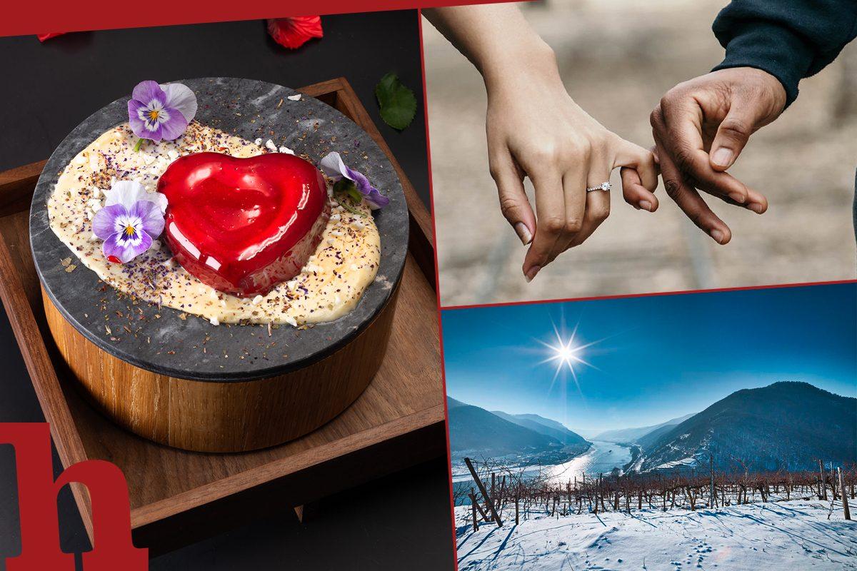 Valentinstag-Menü & Co – 6 Ideen für den Tag der Liebe