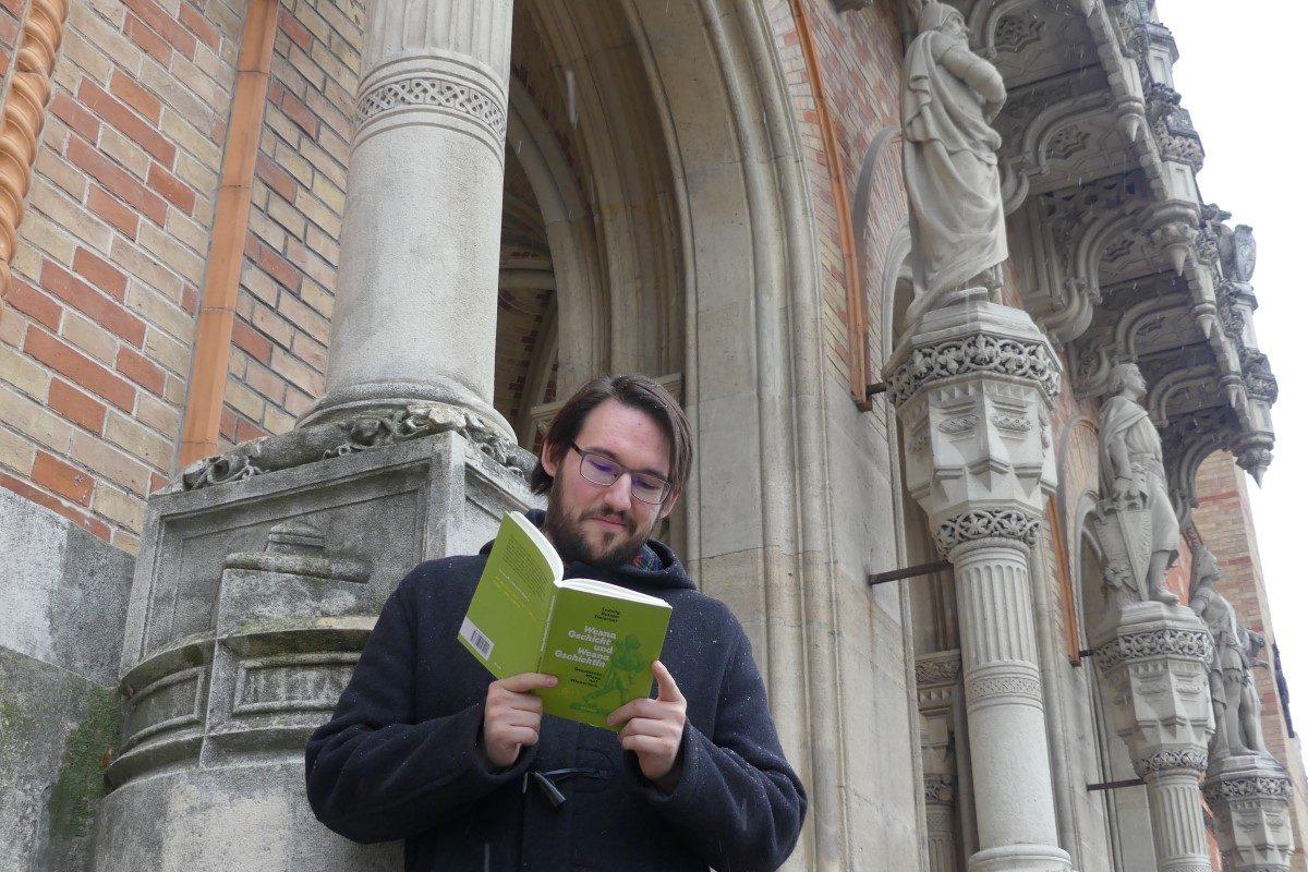 Peters Buchtipp: Weana Gschicht und Weana Gschichtln von Ludwig Fleischer