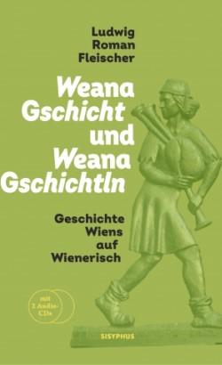 Buch, Sisyphus Verlag, Ludwig Roman Fleischer, Weana Gschichtn und Weana Gschichtln, Buchtipp