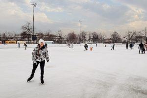 Eislaufen in Tulln im Test: Wie sicher ist es jetzt am Eislaufplatz?