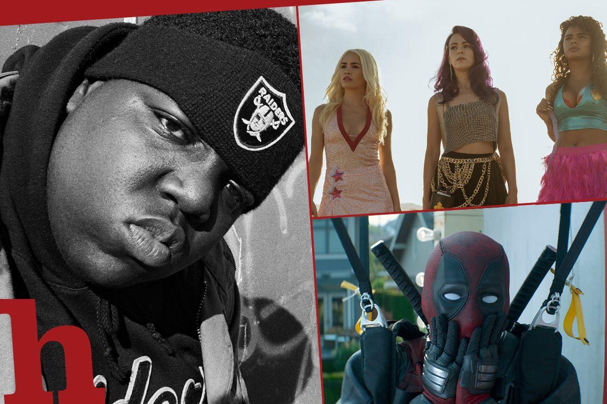 Neu auf Netflix im März: Helden und schwarzer Humor
