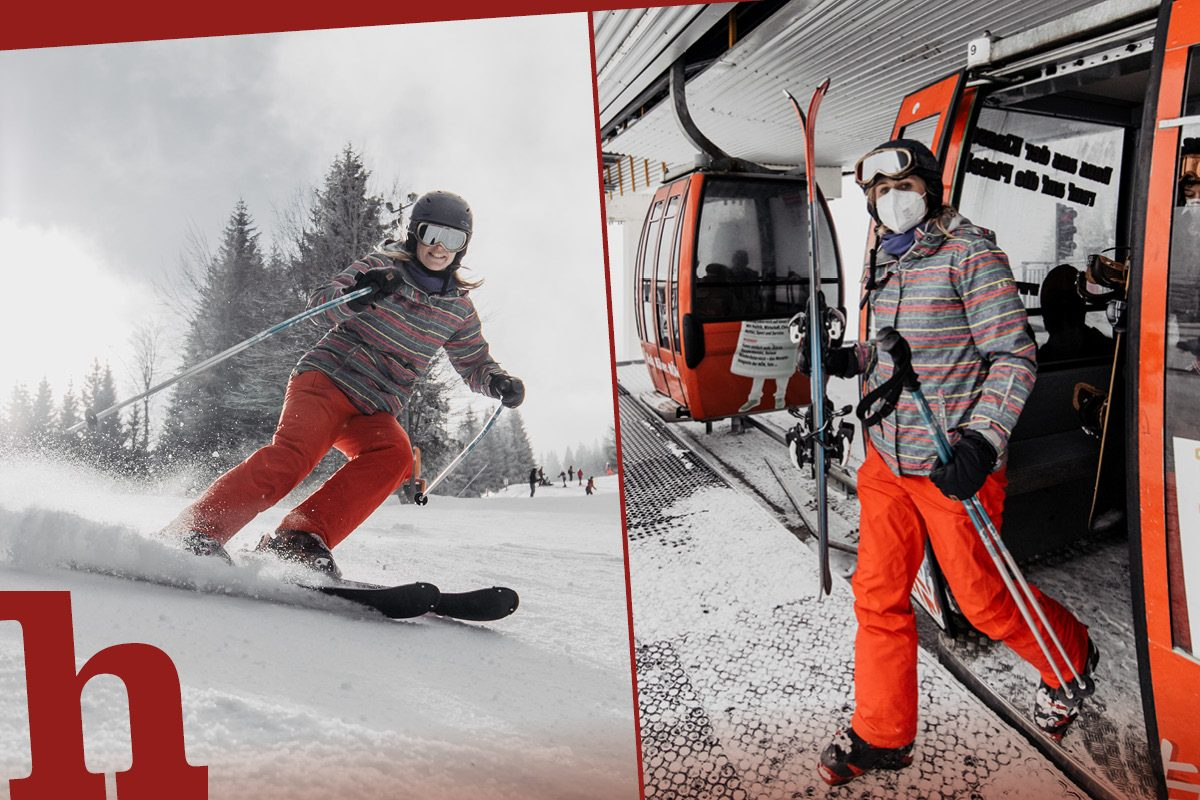 Semmering Skifahren im Test: So schön und sicher geht das!