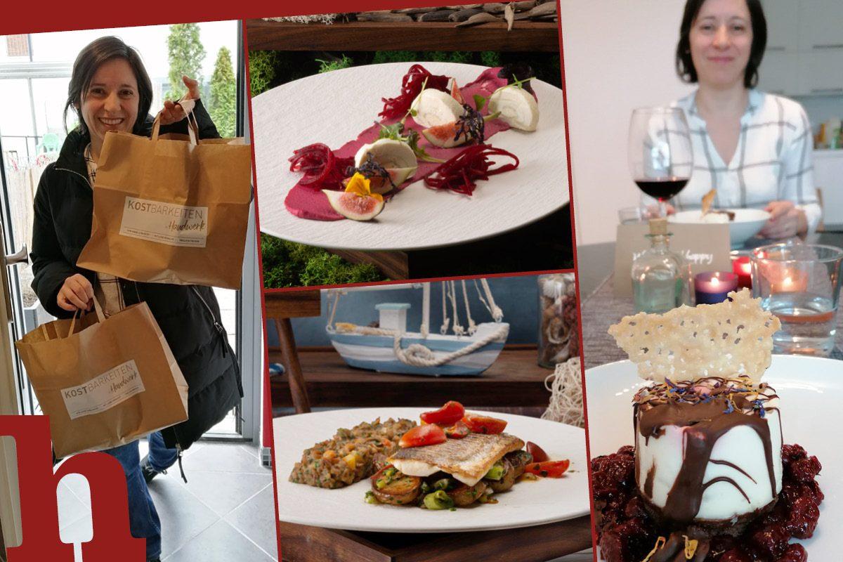 Gewinn Verwöhnmenü für 2 vom Handwerk Restaurant in Wien