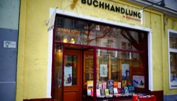Stuwerviertel, Stuwerbuch, Buchhandlungen Wien, Literatur