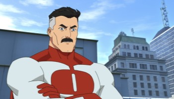 Invincible, Amazon Studios, Superhelden, Omni-Man, Kostum, Serie