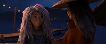raya und der letzte drache, disney+, animation