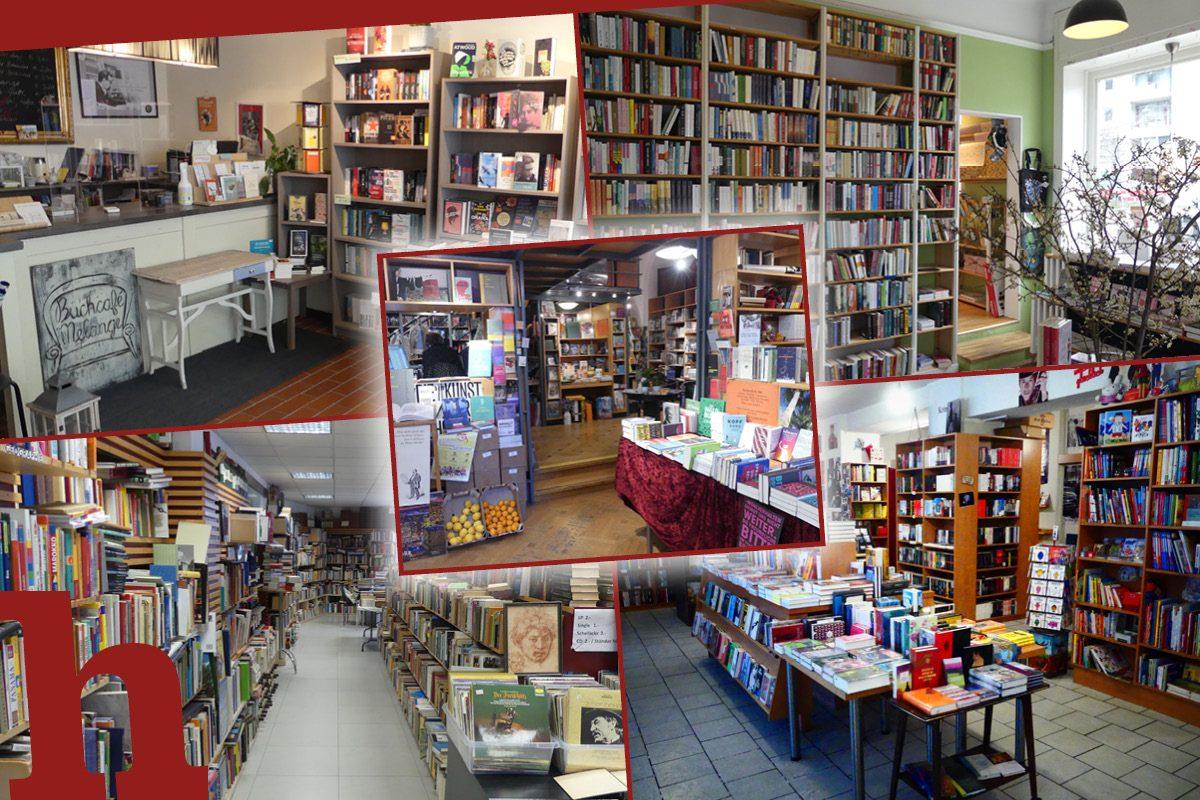 Wiener Buchhandlungen: Die 12 besten Läden der Stadt