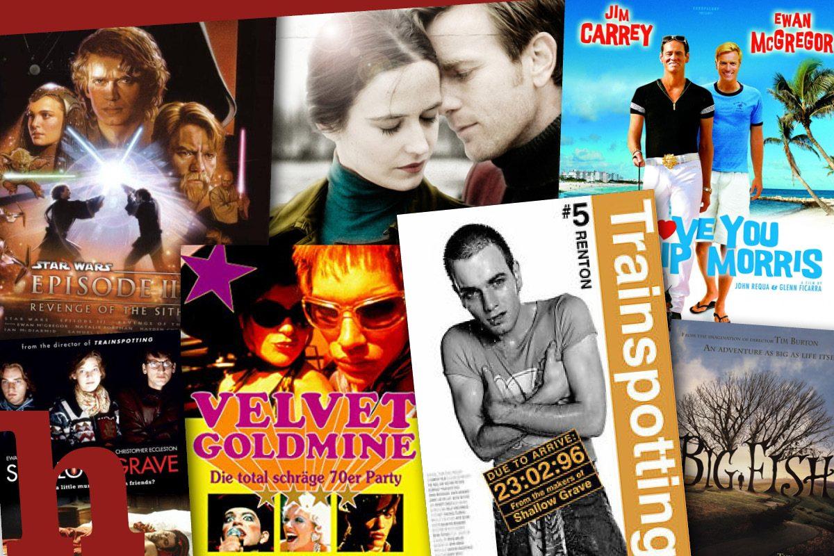 Ewan McGregor – das sind die 10 besten Filme des Superstars