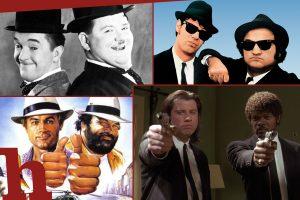 Berühmte Filmduos: 10 der legendärsten aller Zeiten