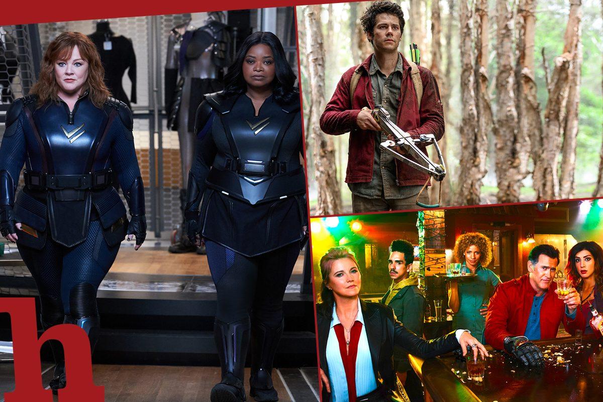 Neu auf Netflix im April: ein bunter Mix