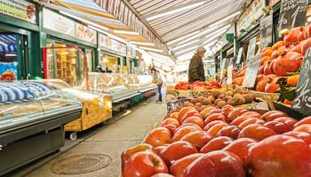 naschmarkt, touristenattraktion, sightseeing, markt, obst, gemüse,
