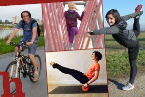 Sporteln in Wien und Umgebung – 100 Tipps für drinnen und draußen