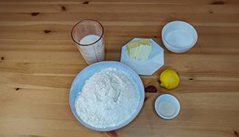 rezept, zutaten, osterpinze, ohne eier, ohne milch, ohne tierische produkte,
