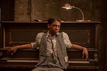 Ma Rainey's Black Bottom, Netflix, Chadwick Boseman, Oscars 2021, posthum, bester hauptdarsteller