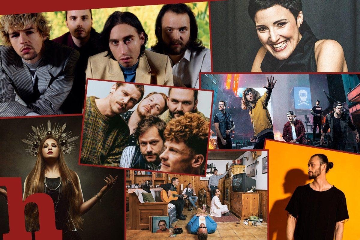 Neue Musik aus Österreich: Die 20 besten Releases im Frühling 2021