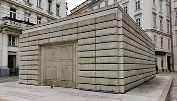 mahnmal für jüdische opfer des holocausts, rachel whiteread, judenplatz, erster Bezirk,