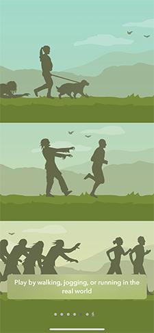 zombies run, story-run, laufen