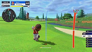 mario golf super rush, nintendo, motion control, neuerscheinung, spiele, 2021, juni, bewegungsspiel,