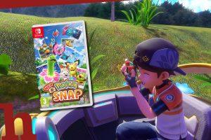New Pokémon Snap: Gewinn das brandneue Switch-Spiel