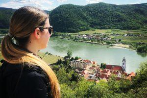 Miriams Ausflugstipp: Ruine Dürnstein – dieser Ausblick macht süchtig