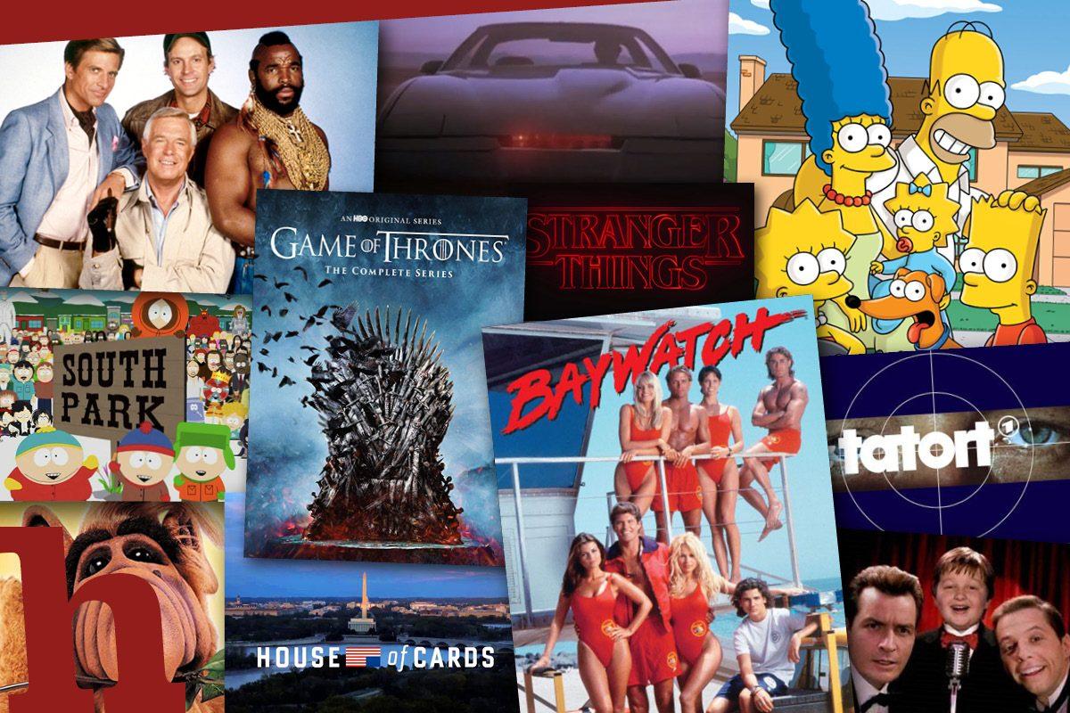 Die 100 besten Serien-Intros: Kultig, episch, legendär!