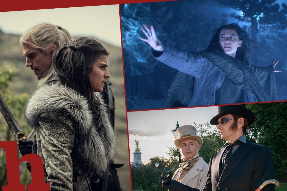 Die besten Fantasy-Serien bei Netflix, Prime und Sky