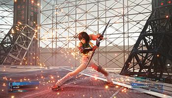 final fantasy vii, remake, intergrade, ps5, game-releases, juni, 2021, yuffie,