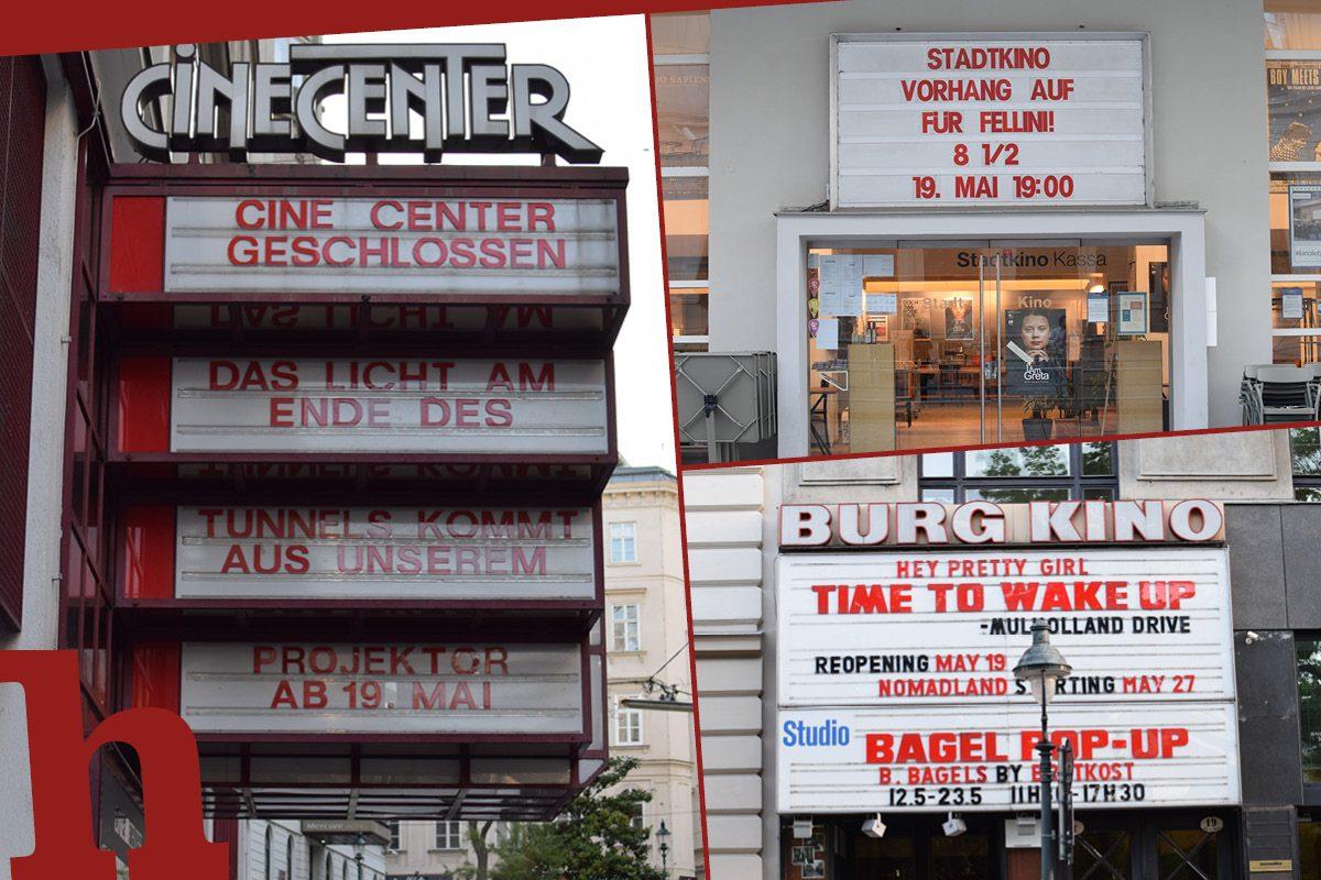 Kinos öffnen in Wien: Welches Programm ab 19. Mai wo läuft
