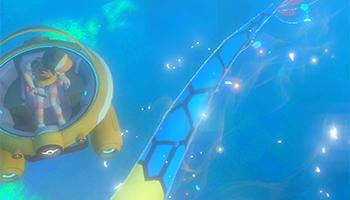 pokémon new snap, illumina, bosskampf, unterwasser, wald, test, review,
