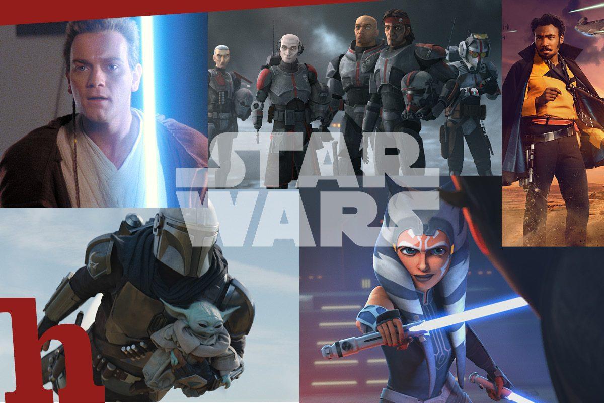 Neue Star Wars Serien: Das bringen die 10 Disney+ Ableger