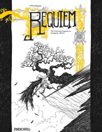 Requiem, Zwerchfell Verlag, Albert Mitringer, Buchtipp, Cover