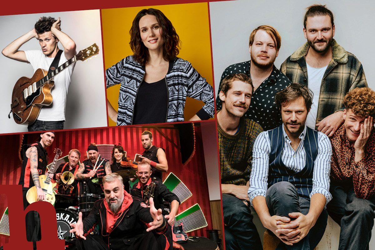 Wien-Konzerte im Juli: Die 7 heißesten Gigs in der Hauptstadt