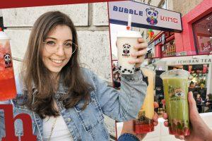Bubble Tea in Wien: Die 10 besten Boba-Shops der Stadt