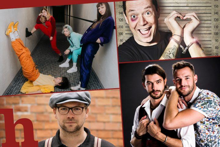 Globe Wien Open Air – Comedy und Konzerte den ganzen Sommer