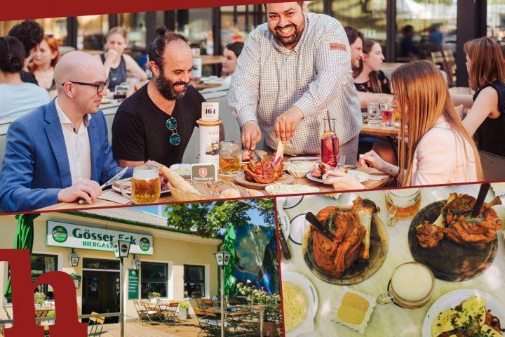 Das beste Essen im Prater: Bio,Take-Away & Grill-Genuss