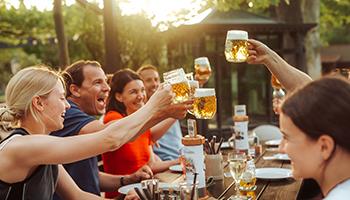 beste restaurants im prater, kolariks, luftburg, bio, lokal, familienfreundlich, stelze, hüpfburg, wurstelprater,
