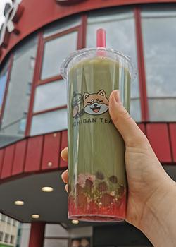 ichiban tea, lugner city, bester bubbletea, boba, crêpe-cake, mochi, macaron, matcha,