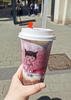 bubble tea in wien, beste boba-shops, fluffy cheesecake, le chá, schottenfeldgasse, mariahilferstraße, neubau, 1070,