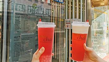 ma chai, mariahilferstraße, 1060, mariahilf, fußgängerzone, bubble tea, liste,