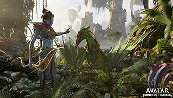 avatar, frontiers of pandora, videospiel, 2022, e3, highlights, ubisoft,first person, open world,