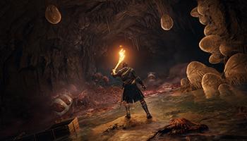 eldenring, fromsoftware, e3 highlights, 2022, dark-fantasy, souls-like, hidetaka miyazaki, george r.r. martin, xbox, playstation, pc,