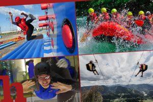 Die coolsten Action- und Funsport-Erlebnisse in Ostösterreich