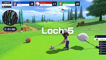 mario golf: super rush, nintendo, switch, camelot, abenteuer-golf,